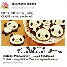 CORTADOR PANDA (UNID.) CLIQUE na foto em BAIXO: http://www.akademiamais.com/produto/cortador-panda/