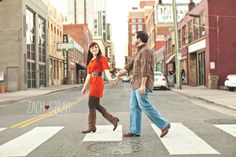 downtown engagements