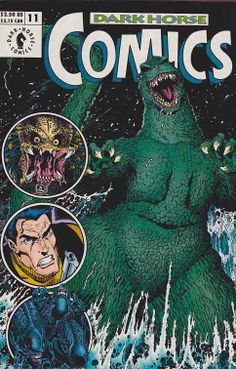 Dark Horse Comics was a 25-issue color comics anthology series produced by the comic book company of the same name from 1992-1994. It featured numerous Aliens , Predator and Aliens vs. Predator stories throughout its two-year run, alongside stories featuring other Dark Horse properties and characters.  #darkhorsecomics #comicbooks #alienversuspredator #comics #comicbooks