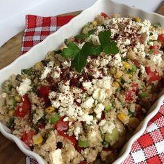 Greenway36: bunter Couscous-Salat