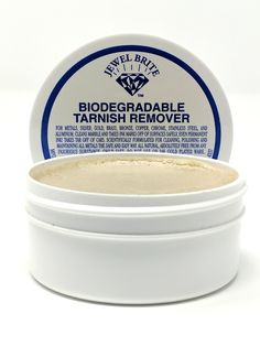 Biodegradable polish for gold, silver, copper, etc. Non-toxic, non-abrasive. Tarnish Remover, Keep Jewelry, Biodegradable Products, Watch Bands, How To Remove, Copper, Polish, Bronze, Stainless Steel