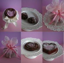 La Rose Cherie(ラ・ローズ・シェリー) デコレーション教室-バレンタイン ガトー・オ・ショコラ
