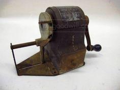 Antique Climax No. 3 Automatic Pencil Sharpener