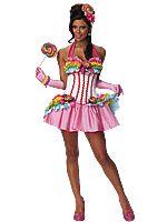 Lollipop Girl | Food & Drink | HalloweenMart