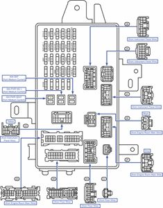 Wiring diagrams for toyota estima Electrical wiring