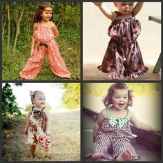 Whimsy Couture has the cutest sewing patterns for little girls clothes and extremely easy to follow!