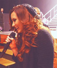 She is my inspiration I love her... <3 and I will meet her. @demilovato