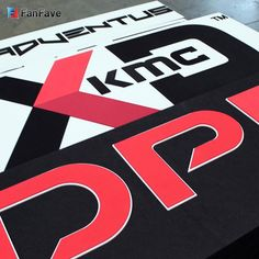 A foam sign as cool as our buddies @kmcwheels #wheels #tires #roomdecor #custombranding #logodesigns #logolove #designlogo #racing #auto #vehicle #fanfave #custom