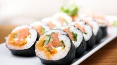 Nine places to go for actually good cheap sushi