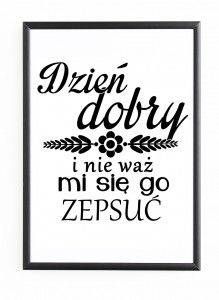 Found images for query posters with quotes in Polish - Powiedzenia - Humor Words Quotes, Me Quotes, Sayings, Polish Language, Humor, Motto, Slogan, Hand Lettering, Quotations