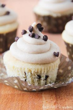 the baker upstairs: Search results for Chocolate chip Cupcakes