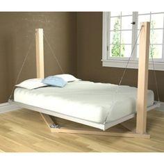 Examples Of Innovative Furniture Design Cool Examples Of Innovative Furniture Design - amazingly awesome bed! Cool Examples Of Innovative Furniture Design - amazingly awesome bed! Cool Bed Frames, Unique Bed Frames, Twin Bed Frames, Unique Kids Beds, Bedroom Frames, Diy Bed Frame, Suspended Bed, Creative Beds, Bed Frame Design