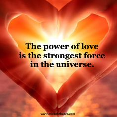 Believe in the power of love to conquer fear and hate.  We must band together in our humanity to change the world.