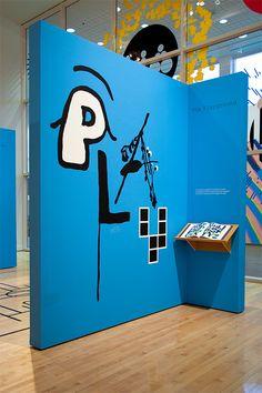 Exhibiting Graphic Design Exhibition