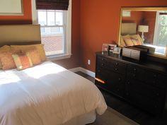 1000 Ideas About Burnt Orange Bedroom On Pinterest Orange Bedrooms Fall Bedroom And Orange