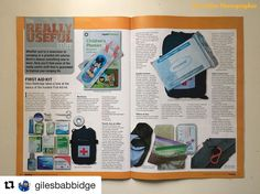 Giles has a new article out ��  #Repost @gilesbabbidge (@get_repost) ・・・ My latest advice piece, in this month's @campingmag, is all about how to put together a basic #firstaid kit for you or your #family ������ .  #getoutside #outdoors #health #safety #commonsense #fitness #exercise #bushcraft #survival #camping #microadventure #adventure #travel #exploring #advice #howto #medical #medicine http://tipsrazzi.com/ipost/1518074034666824689/?code=BURSEqbD2Px