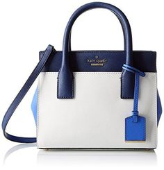 KATE SPADE NEW YORK Kate Spade New York Cameron Street Mini Candace Satchel Bag. #katespadenewyork #bags #leather #hand bags #satchel #lining #