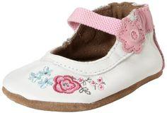 Robeez Floral Mary Jane Crib Shoe (Infant/Toddler),White,0-6 Months M US Infant Robeez,http://www.amazon.com/dp/B00FJ13B60/ref=cm_sw_r_pi_dp_bmRgtb03KSTGESZD