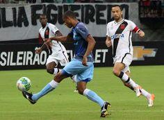 Blog Esportivo do Suíço:  Com gol contra, Vasco volta a vencer, deixa Londrina fora do G-4 e cola no líder