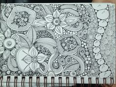 Zentangle Mess