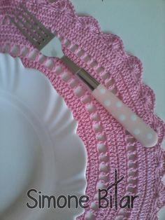 <3 Suplat Belle by Recanto das Borboletas. Chegando na Lojinha, passa lá: :) www.recanto.loja2.com.br Amo peças hiper delicadas para mimar nossas casinhas.
