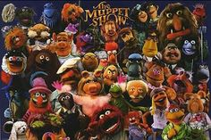 All the Muppets :)