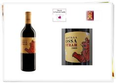 Venta La Ossa Syrah 2009 / Bodegas Mano a Mano (I.G. Tierra del Vino de Castilla)
