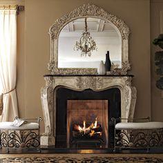 52 best fireplace mantels images fire places fireplace ideas rh pinterest com