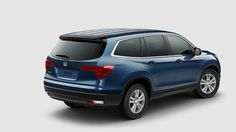 I don't know why their website won't let me PIN the interior BUT if you want accessibility for headphone jacks, USB ports 120V plug-ins, this vehicles has them everywhere!  Plus space for hauling things around. 2017 Honda Pilot – The Modern Family SUV | Honda