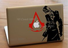 Assassin's Creed Decal  Assassin's Creed by FirstCoastGraphics, $7.85