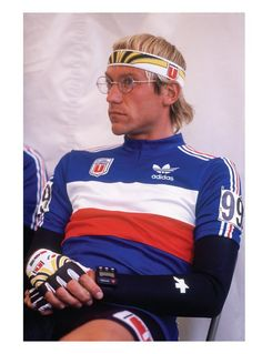 The Professor, Laurent Fignon at the '86 Worlds. Sadly missed.
