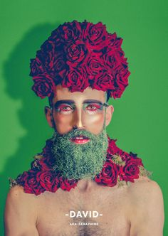 Amazing Bearded Creatures And Glitter Beard | best-offer4u - Part 3