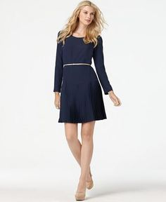 Easy day dress for casual or business  could even be date