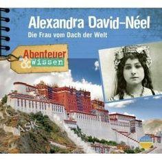Hörbuch: Alexandra David-Néel Von Ute Welteroth, Audiobooki w języku niemieckim <JASK>