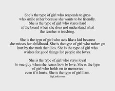 11 Best Type Of Girl Images Inspirational Qoutes Types Of Girls