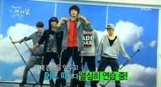 "Lunar New Year special 'SHINee's Wonderful Day' shares preview of ""Dream Girl"" choreography?"