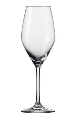 $59.94-$95.94 Schott Zwiesel Tritan Crystal Stemware Forte Collection Champagne Flute with Effervescence Points 8.9 Ounce, Set of 6 - Schott Zwiesel, the famed German producer of The Best Crystal Glassware has been a leader in innovation, style and technology for more than 100 years.  The company has many firsts to its credit, including the first fully automated product of glass blown glass stem ...