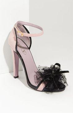 RED Valentino high heel sandal @}-,-;—