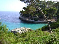 View on Minorca (Menorca).  Delicious!
