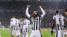 Andrea Pirlo's Juve