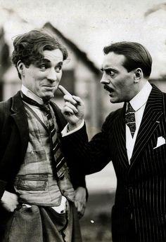 F&O Forgotten Nobility — 1bohemian: Chaplin & Linder