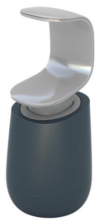 Joseph Joseph C-Pump Single-Handed Soap Dispenser, Grey