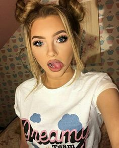 Pin by samantha on sophia mitch hair makeup, makeup, beauty makeup. Beauty Makeup, Hair Makeup, Hair Beauty, Blonde Beauty, Hair Dos, Your Hair, Blondes Sexy, Beauté Blonde, Selfie Poses