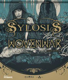 Sylosis & Wovenwar | Trinity Music