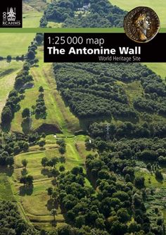 A NEW map has been produced to show the complete route of the Roman Antonine Wall – against a backdrop of modern-day central Scotland.