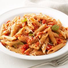 Penne With Vodka Sauce By Food Network Kitchen