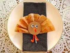 coffee filter turkey craft #kids #crafts #thanksgiving