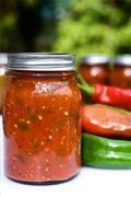 How to can Salsa