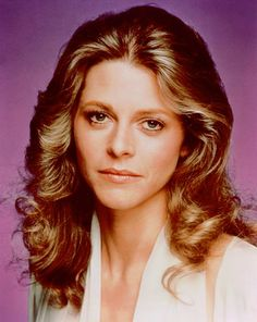 Lindsay Wagner as Jaime Sommers in The Bionic Woman an American television series starring Wagner that aired for three seasons between 1976 and 1978 as a spin off from The Six Million Dollar Man
