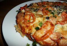ZabPizza Ketchup, Diet, Chicken, Healthy, Recipes, Food, Essen, Meals, Eten